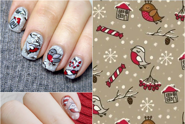 Blogmas XIV - Bestie Twin Nails z Cienistość