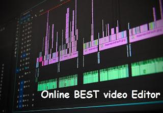 online video editor softwere
