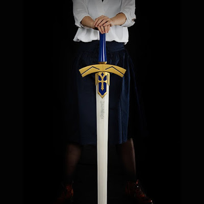 "Proplica Excalibur de ""Fate/stay night"" - Tamashii Nations"