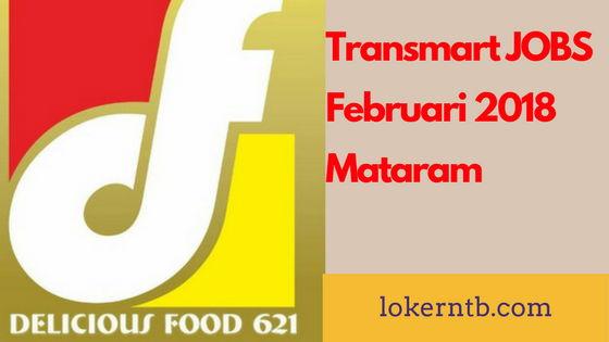 Lowongan Kerja Kasir dan Marketing di Transmart Mataram Februari 2018