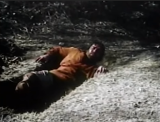 DeWitt Lee rises from his grave in Apache Blood (1975)
