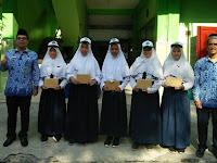 Keajaiban Cinta Pesantren, Menangkan Lomba Cerpen dI MTsN 4 Surabaya