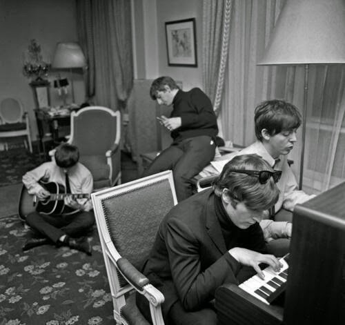 how to write a song beatles