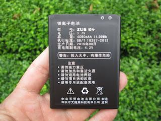 Baterai Hape Outdoor Mann Zug 5s Original 4050mAh