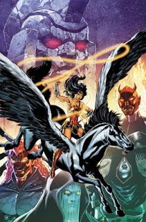 """Nuevo Panteón de los Dioses en """"Wonder Woman"""""""