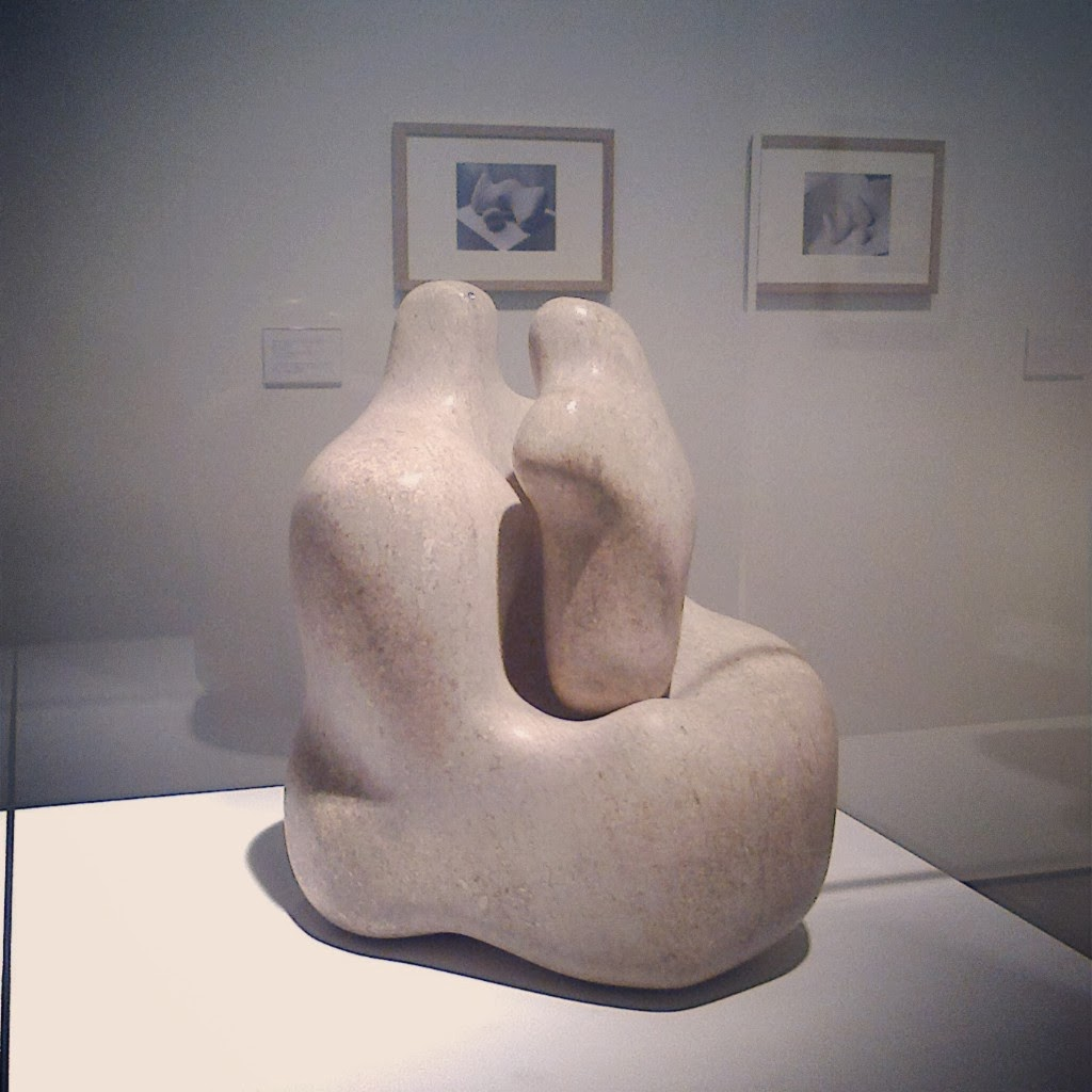 Mother and Child hepworth
