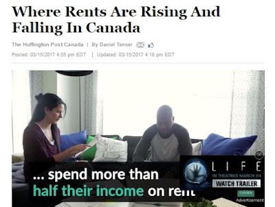 Rentals in canada