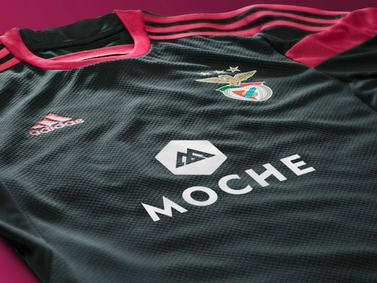 reputable site a99c5 f883f Benfica 14-15 Home and Away Kits Released - Footy Headlines