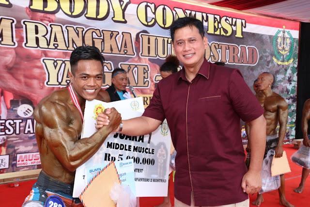 141 Peserta Ikuti VCY Body Contest di Singosari