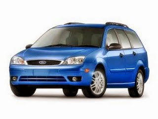 2005 Ford Focus ZXW SE Wagon 4d Review