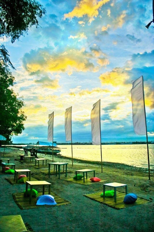 Fun At Sunset Beach Resort In Samal Gana Explore