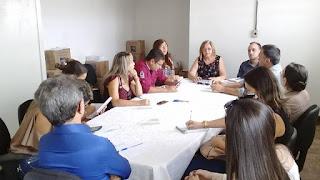 4ª Gerência Regional de Educação reúne secretários do Curimataú e Seridó