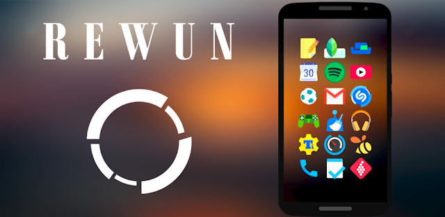 Rewun - Icon Pack v4.9.0 Apk Miki