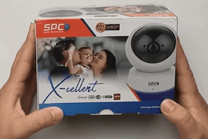 Setting IP camera SPC BABYCAM  X-CELLENT 2MP 1080P