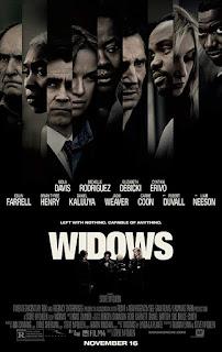 Widows (2018) Hindi Dual Audio BluRay | 720p | 480p