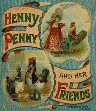 Henny Penny and her Friends
