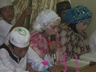 Prosesi Khataman Al Qur'an Siswa/i Kelas VI Tahun Pelajaran 2015/2016 Bagian 1