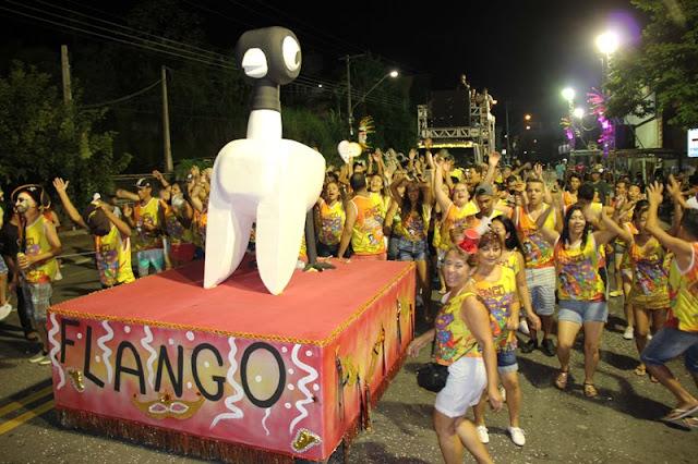 Mais de 30 mil pessoas curtiram o Carnaval de Registro-SP