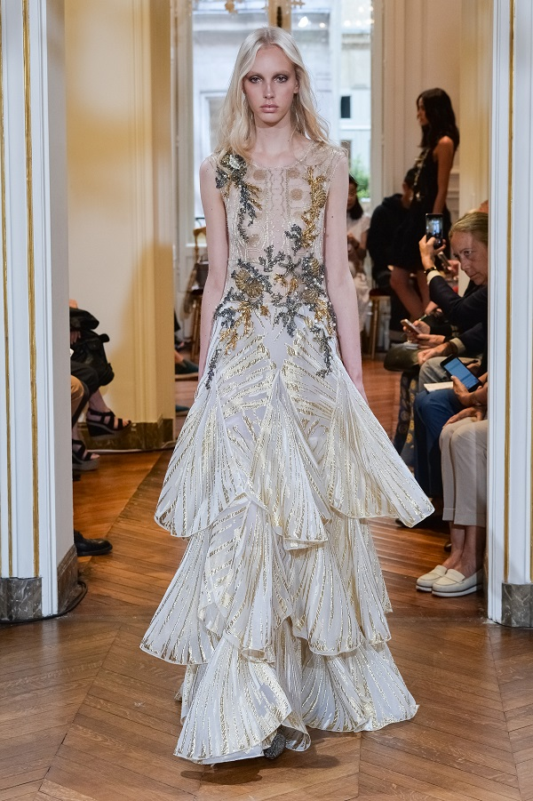 Alberta Ferretti Paris Fashion Week, Haute Couture Fall/Winter 2016