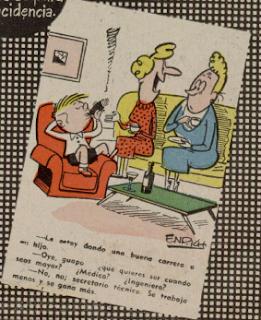 La Olla nº 1, 1958