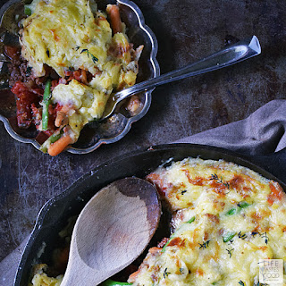 Skillet Shepherd's Pie | by Life Tastes Good