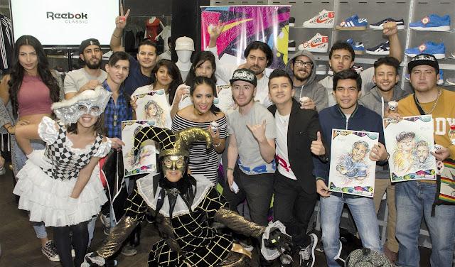Reebok Classic celebra la creatividad de los ecuatorianos