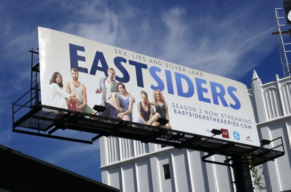 Eastsiders season 3 billboard