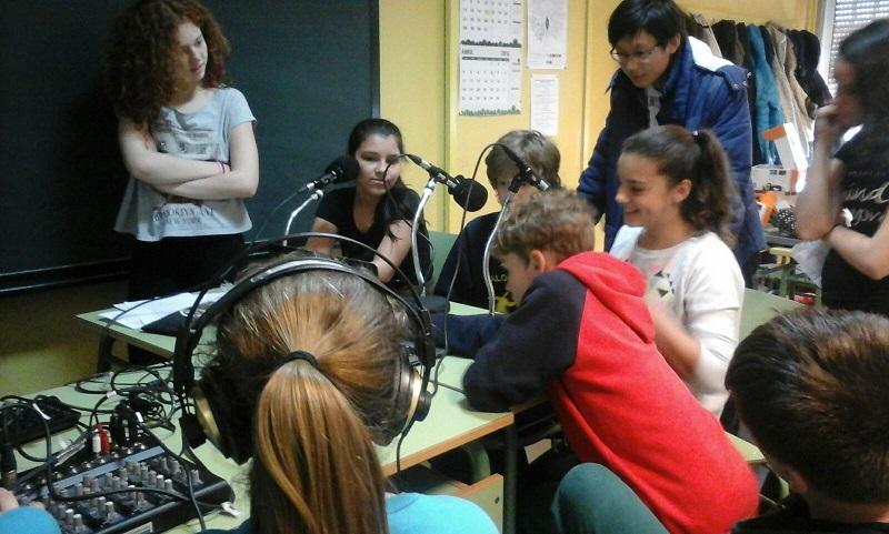 Taller de Radio 1º ESO del Ortega y Gasset