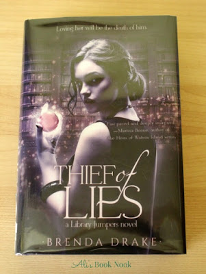 books to read while relaxing weekend reads Thief of Lies by Brenda Drake