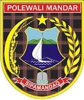 Lambang / Logo Kabupaten Polewali Mandar (Polman)