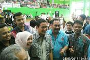 Walkota Jakbar Dampingi Wagub DKI Buka Kejuaraan Taekwondo Milenia Cup 2