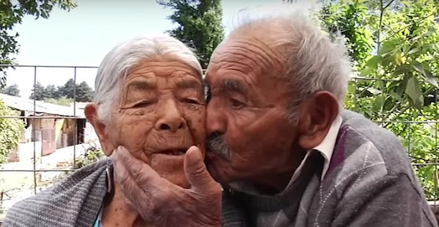 Married for 81 years with 110 little children and happier than ever