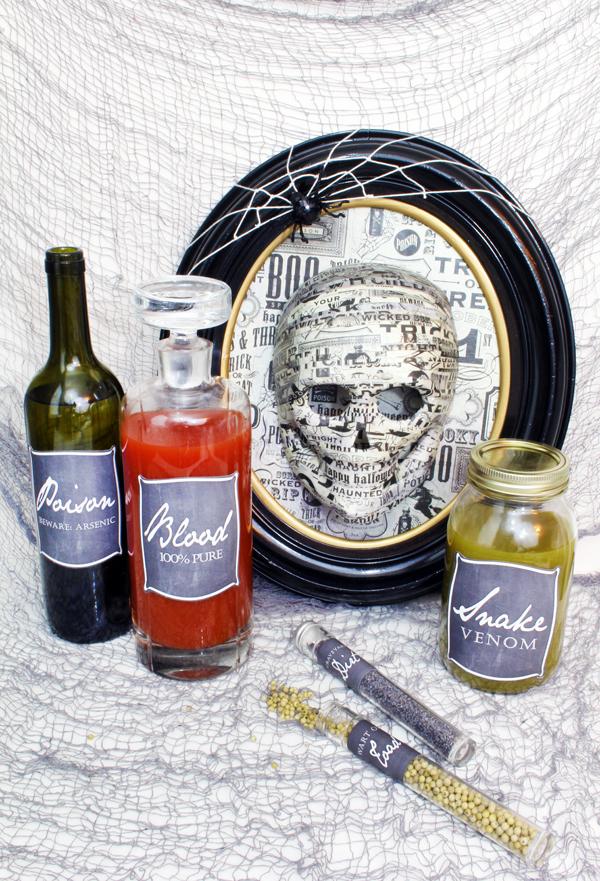 Halloween Decoration Ideas - Halloween Party Food