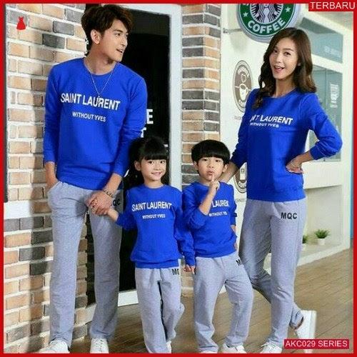 AKC029S63 Sweater Couple Saint Anak 029S63 Keluarga Lauren BMGShop