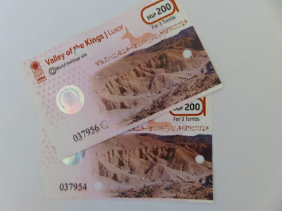 Valley of the Kings tickets