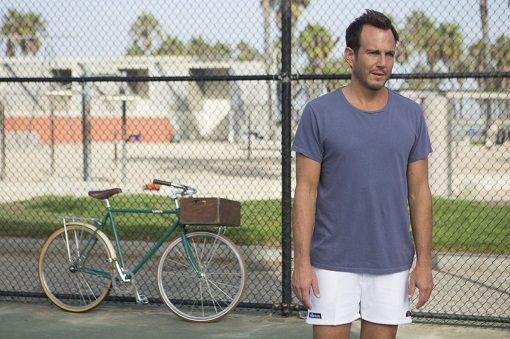 Will Arnett en Flaked
