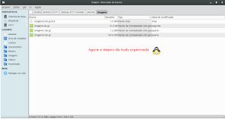 Organização do Hd Externo usando a compactação de arquivos (parte 1)