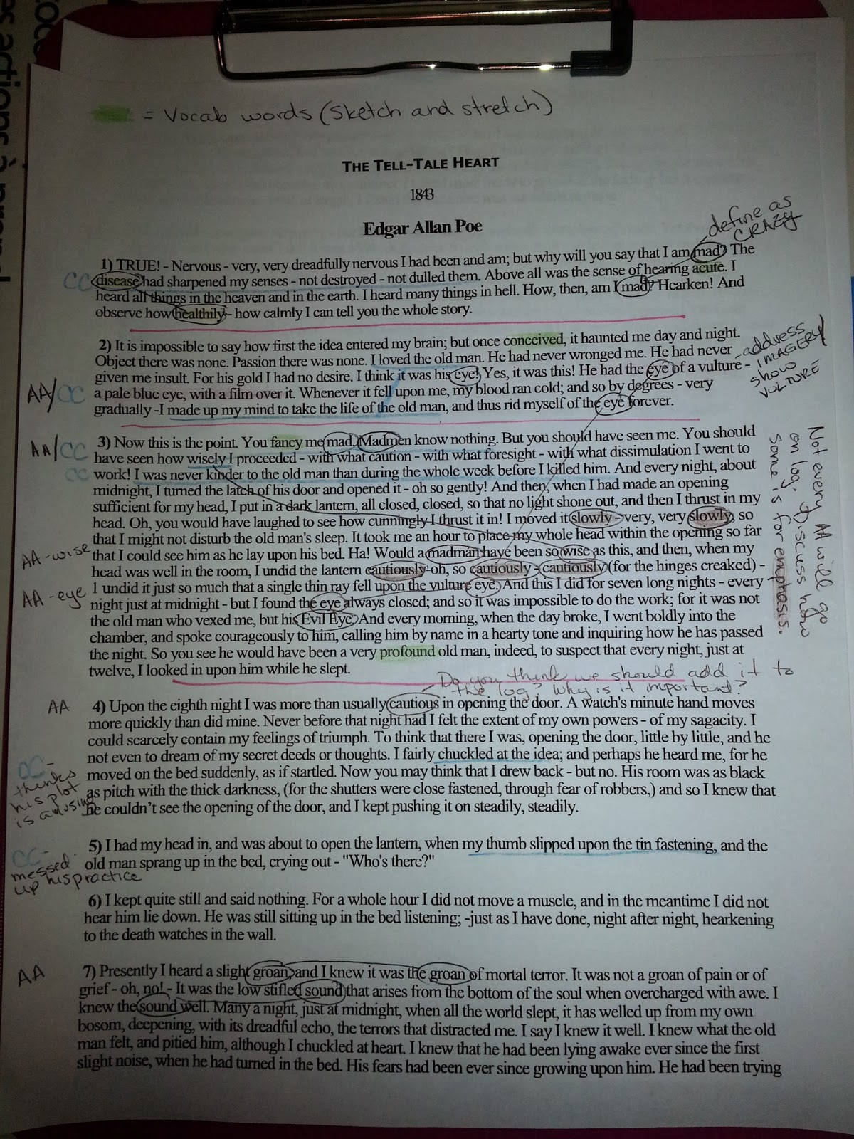 My Life As A Middle School Literacy Teacher Close Reading