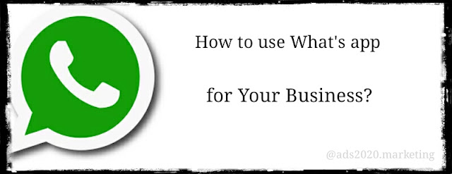 how-to-use-whats-app-for-business