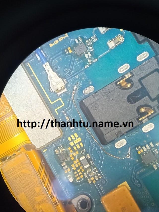 Samsung A50 báo độ ẩm - thiết bị nóng