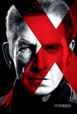 Magneto în posterul oficial pentru X-Men Days Of Future Past