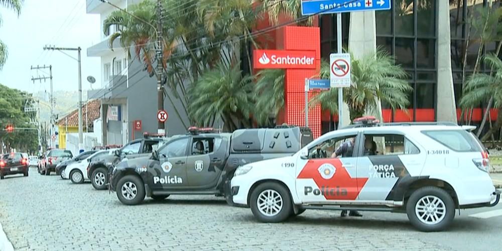 Recompensa de R$ 50 mil para denúncia que ajude a identificar suspeito pela morte de policial em Atibaia