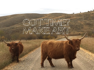 Got Time? Make Art