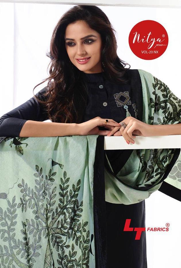 Lt nitiya vol 20 nx salwar kameez catalog