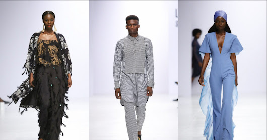 LAGOS FASHION AND DESIGN WEEK 2017 FAVES|| MY TOP DESIGNER PICKS FROM DAY 3 RUNWAY SHOW
