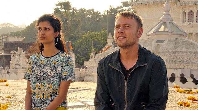 Escena de 'Sense8' en la India
