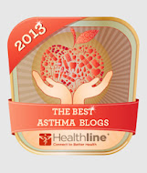 "Named one of ""11 Best Asthma Blogs of 2013"""
