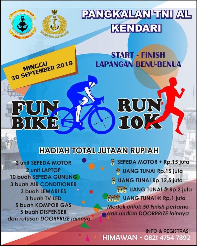 Benu Benua Fun Bike & Fun Run • 2018