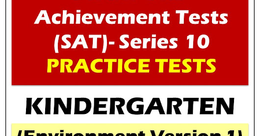 Stanford-10 Practice Tests
