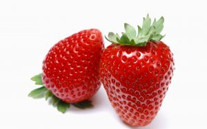 Strawberry (Fragaria Ananassa) Penurun Kolesterol